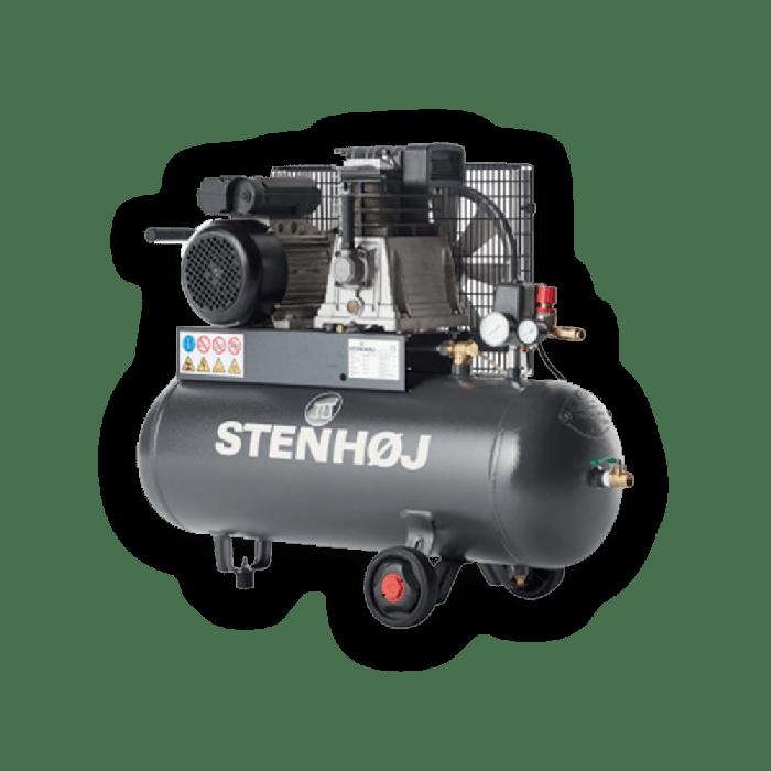 GS17E OLIESMURT STEMPELKOMPRESSOR 2,2 KW