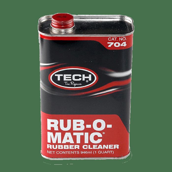 TECH RUB-O-MATIC