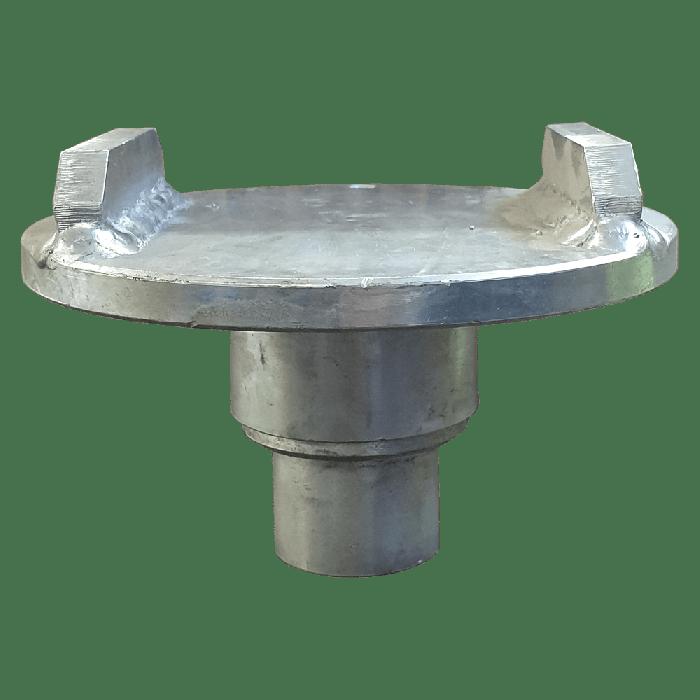 AUTOPSTENHOJ 50-75mm U-KONSOL