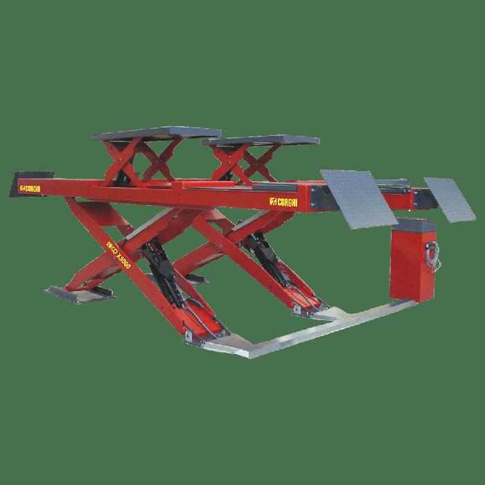 CORGHI ERCO X5000