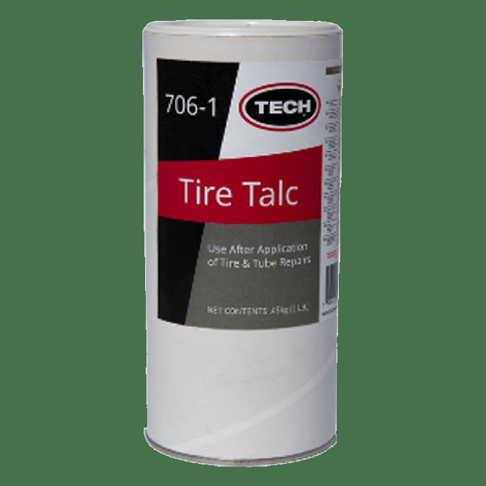 TECH TIRE TALC