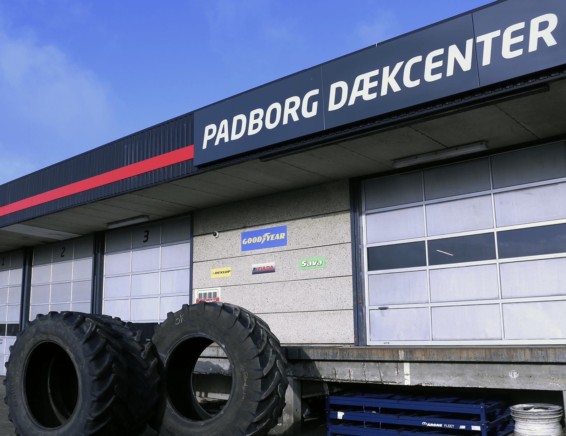 Padborg Dækcenter Firststop