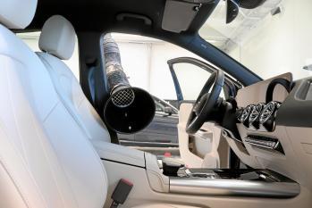 Nyt bilhus giver et godt sug i maven