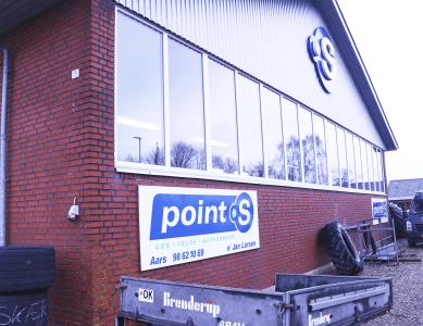 Point S giver kunderne køreglæden tilbage